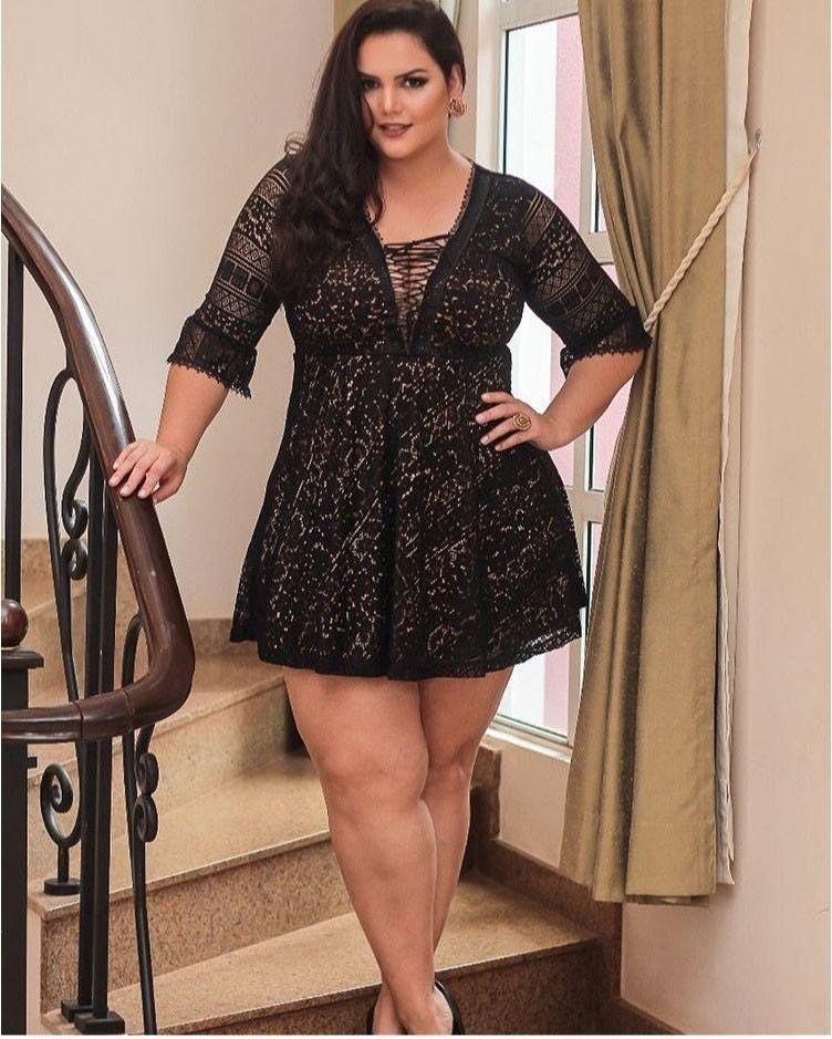 324d7d6cd Cleo Lima Fernandes Moda Plus Size