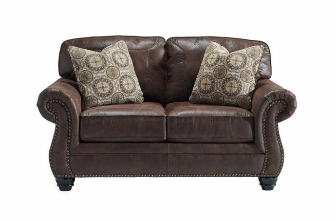 Best Ashley Breville 3 Piece Living Room Set In Espresso Love 400 x 300