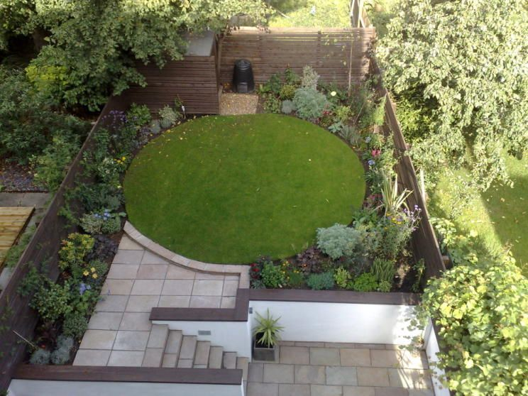 264 best Small Garden Design Ideas images on Pinterest