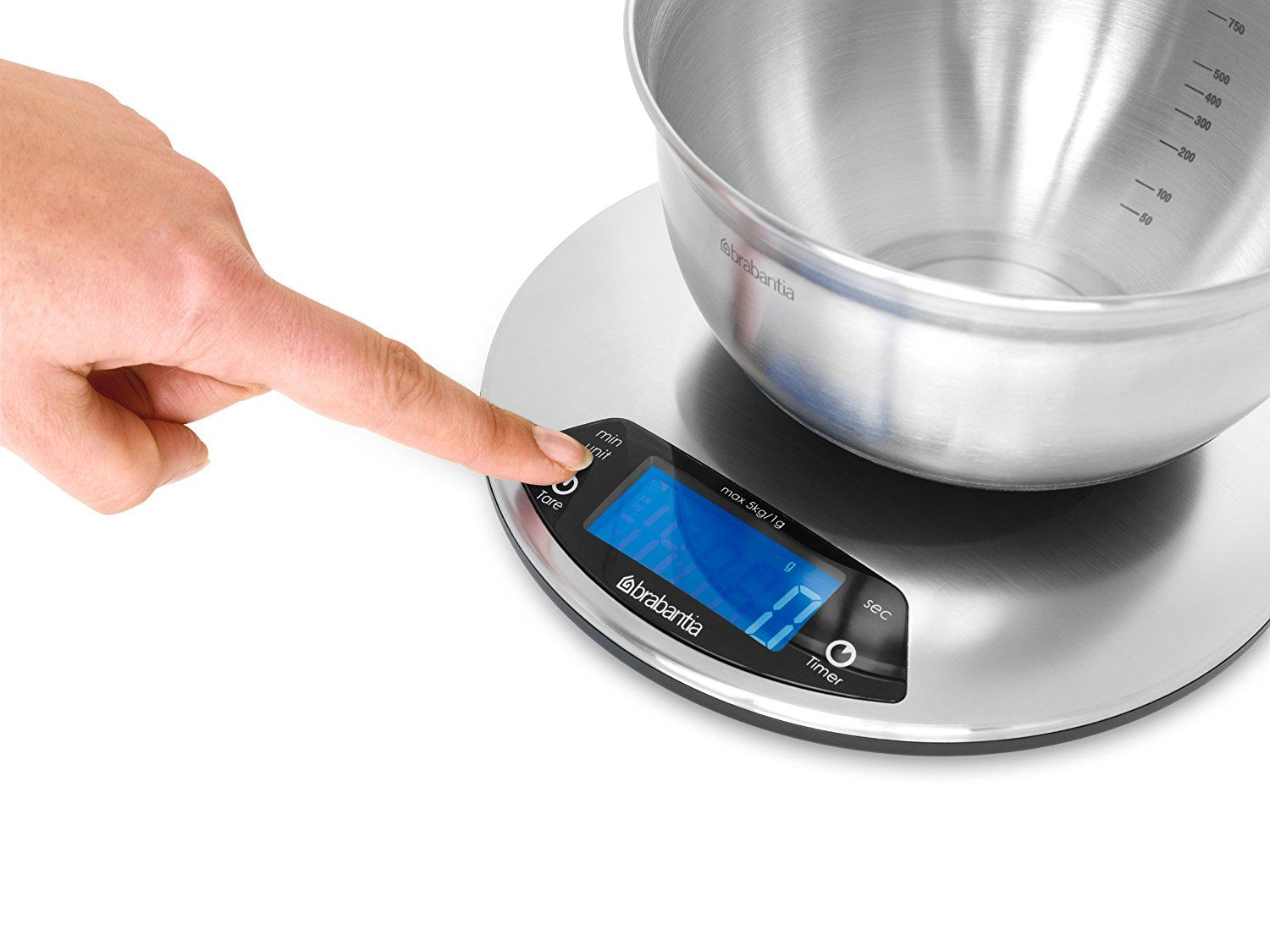 Best kitchen scale cooks illustrated.   Digital Kitchen Food Scales ...