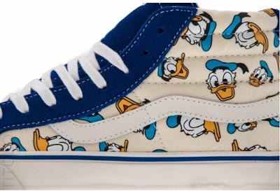 FASHION TWO STRIKES: Vans Vault x OG Disney Classics