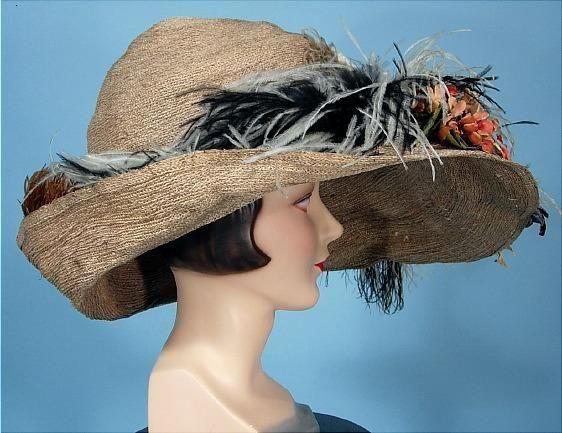 Antique Dress Item For Sale Antique Dress Hats Hats Vintage