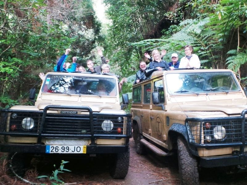 Traditions Nature Full Day Jeep Tour Sao Lourenco Pontas