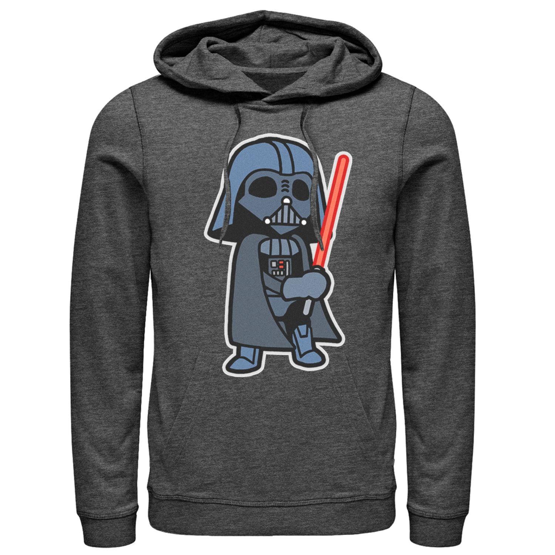 Men S Star Wars Darth Vader Saber Sweatshirt Wars Star Men Darth Star Wars Darth Vader Star Wars Darth Star Wars Sweatshirt [ 1500 x 1500 Pixel ]