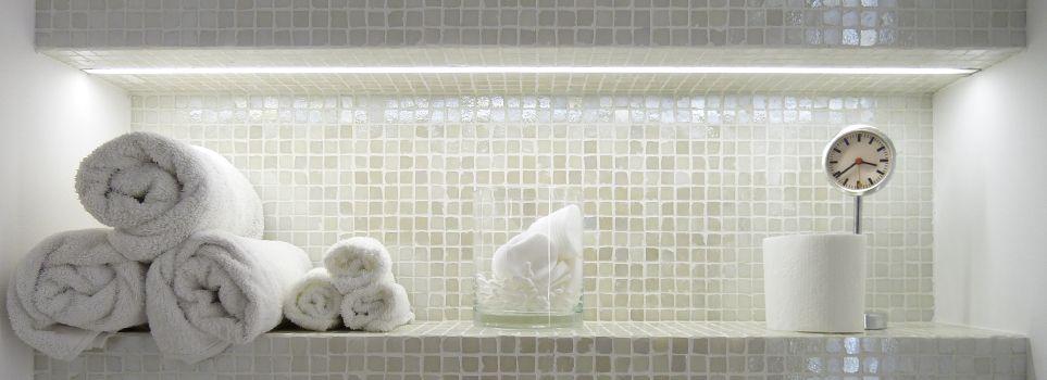 Licht nach Maß im Badezimmer mit LED-Beleuchtung LED Beleuchtung - spiegel badezimmer mit beleuchtung