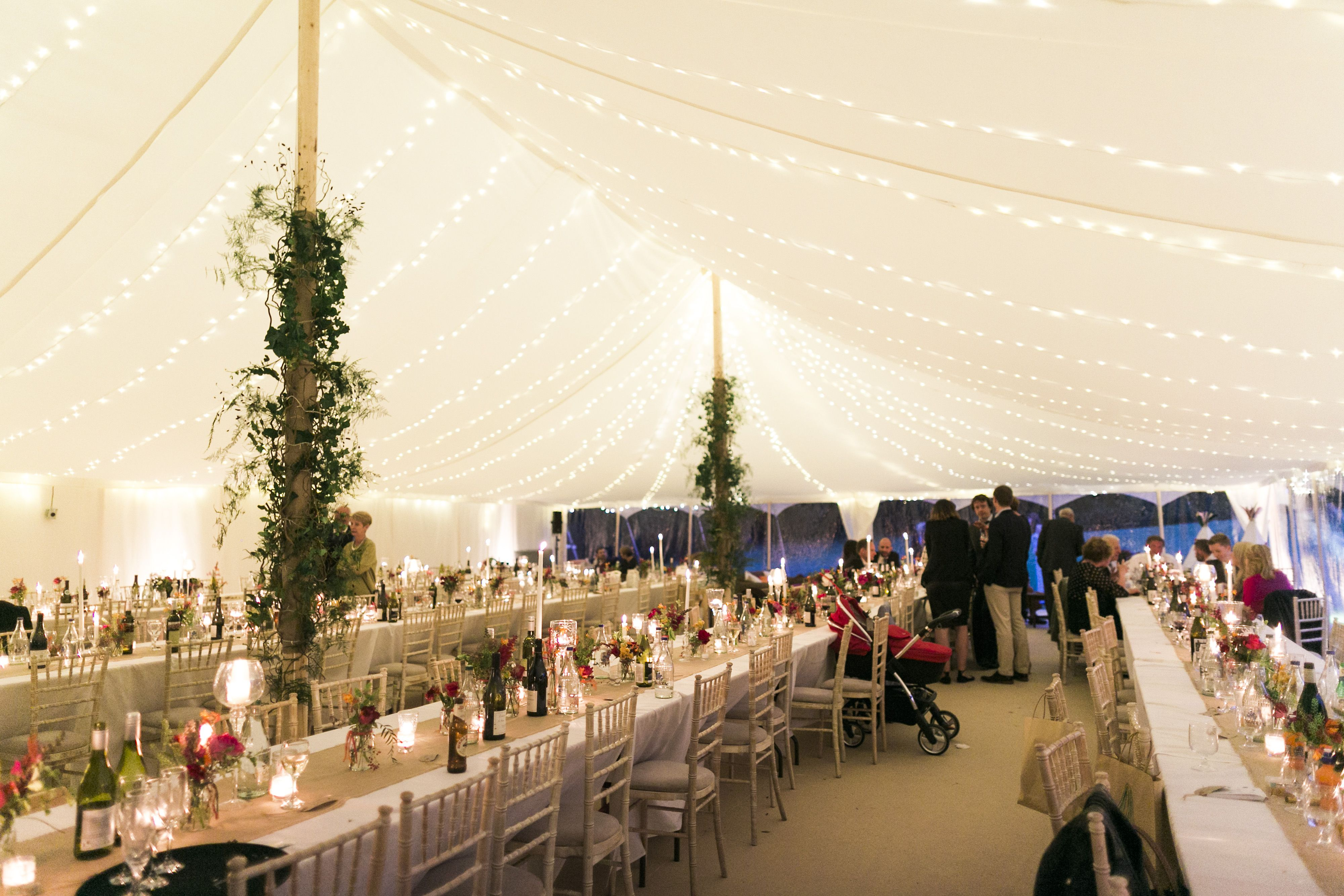Traditional Wedding Marquee Canopy Outdoor Window
