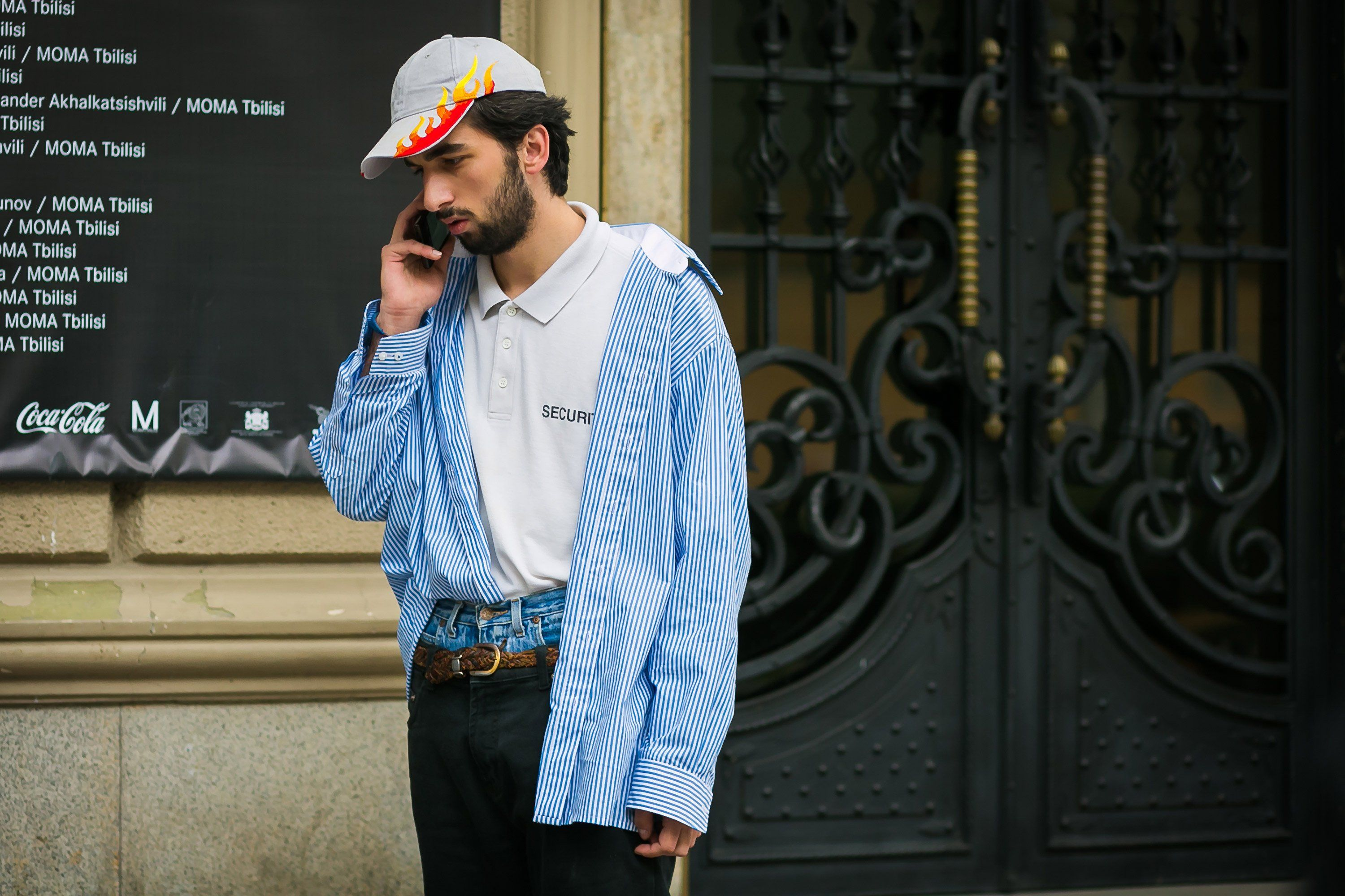The best street style from tbilisi fashion week spring