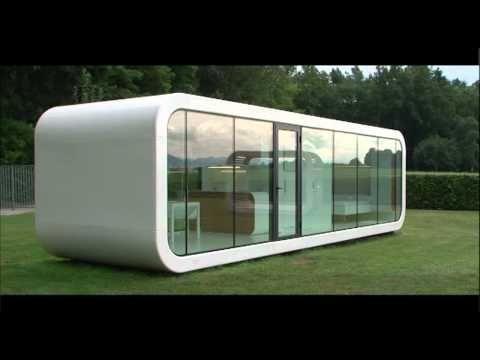 M dulos prefabricados coodo para crear casas oficinas - Casas de modulos ...