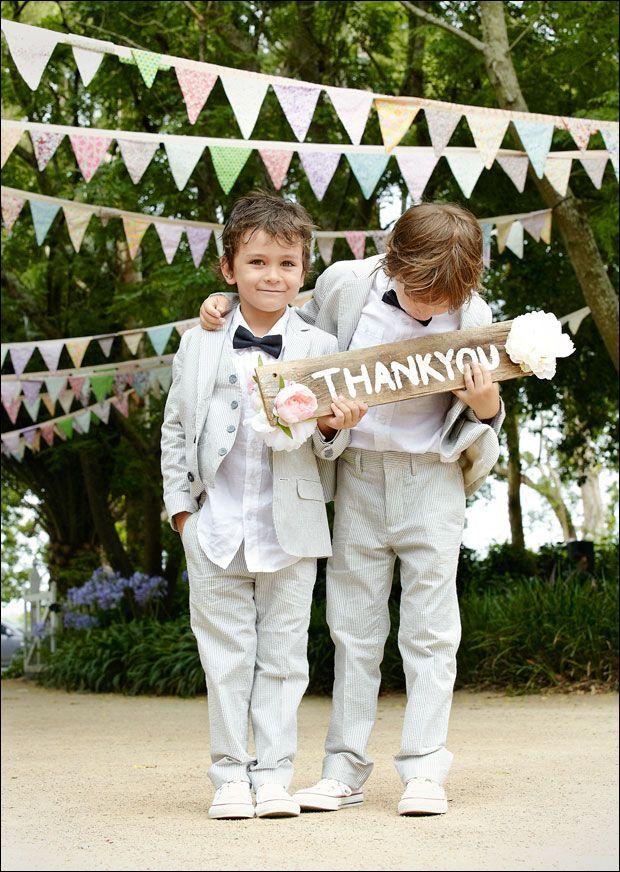 3c1e8d766b Ideas para la vestimenta de tus pajes en el día de tu boda ...