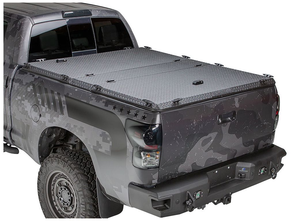 DiamondBack HD Tonneau Cover Tonneau cover, Toyota