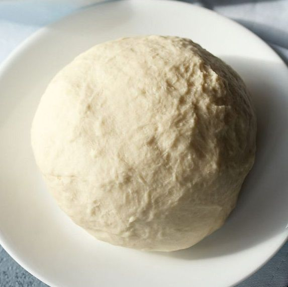 No yeast pizza dough images