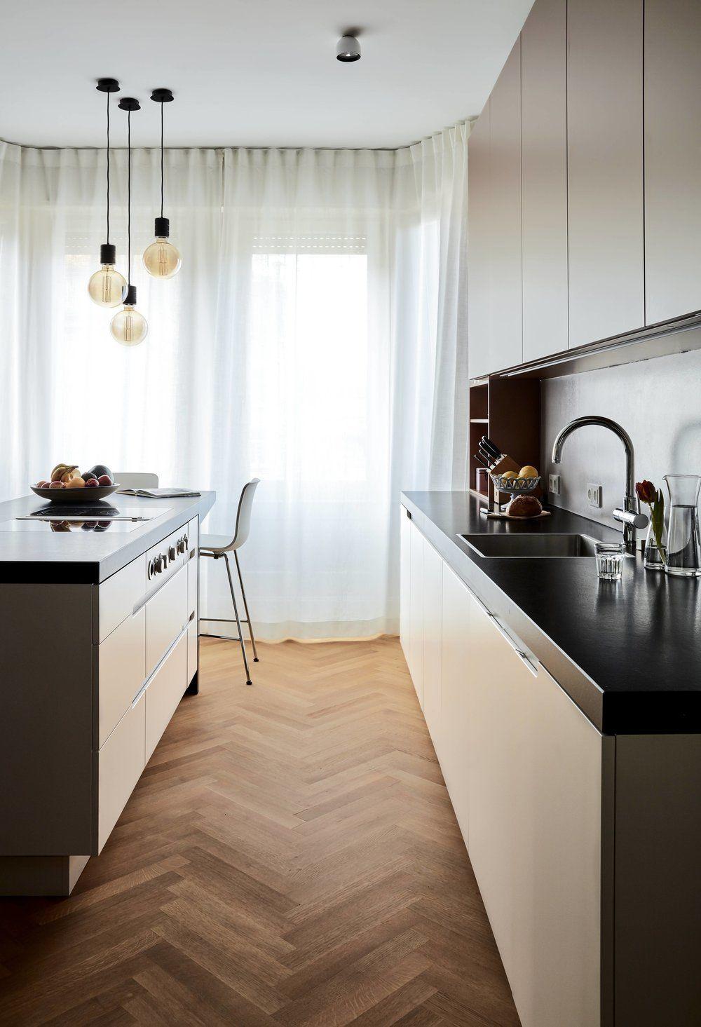 Interior,Living,Wohnen,Apartment, Architecture,Design,Kitchen,Pott ...