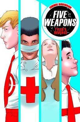 Five Weapons, Volume 2: Tyler's Revenge