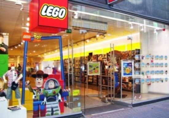 D stores | Lego Store - Cologne - Reviews of Lego Store ...