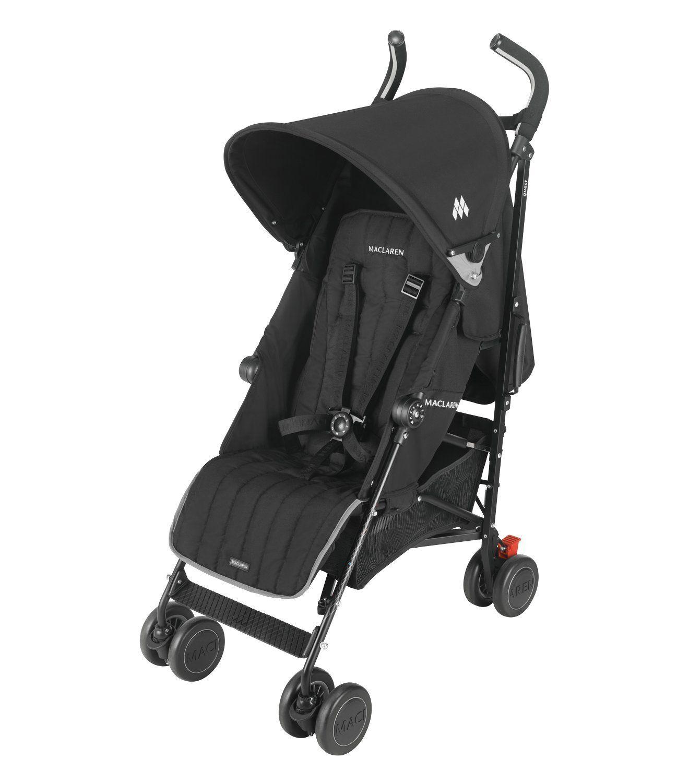 Maclaren Quest Stroller, Black/ Black Stroller, Maclaren