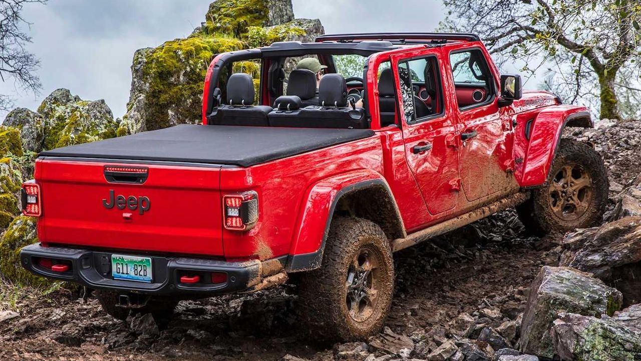 2020 Jeep Gladiator [Rubicon & Limited] Prices Revealed