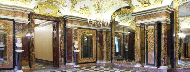 Palacio Real de La Granja de San Ildefonso  Patrimonio Nacional  Palacio Re...