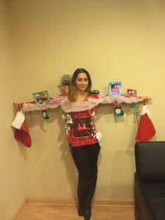 13 diy ugly christmas sweaters ugliest christmas sweaters 13 diy ugly christmas sweaters solutioingenieria Image collections