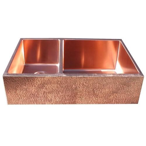 Custom Copper Sink By Handcrafted Metal On HomePortfolio