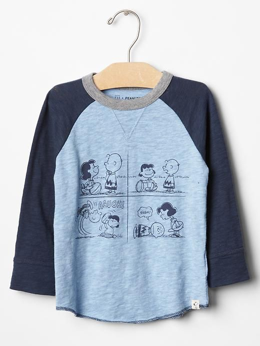 675ecffa GapKids + Peanuts® baseball tee | OH!!! I want it!!! | Toddler ...