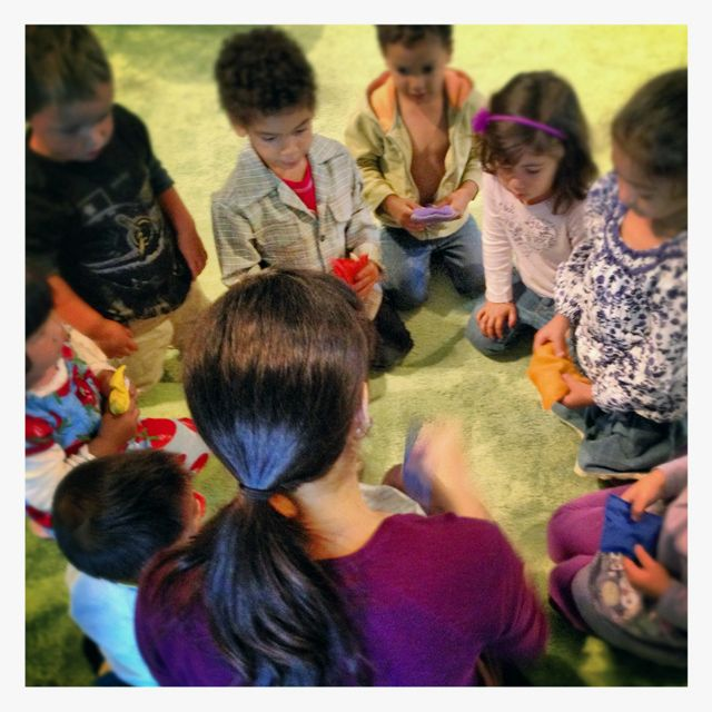 Join the Children's Creativity Museum every Wednesday, Thursday and Friday mornings for an educational approach to creativity.  Children ages five and under are invited to join in these hands-on play-based workshops designed to build creative confidence and encourage independent exploration.…