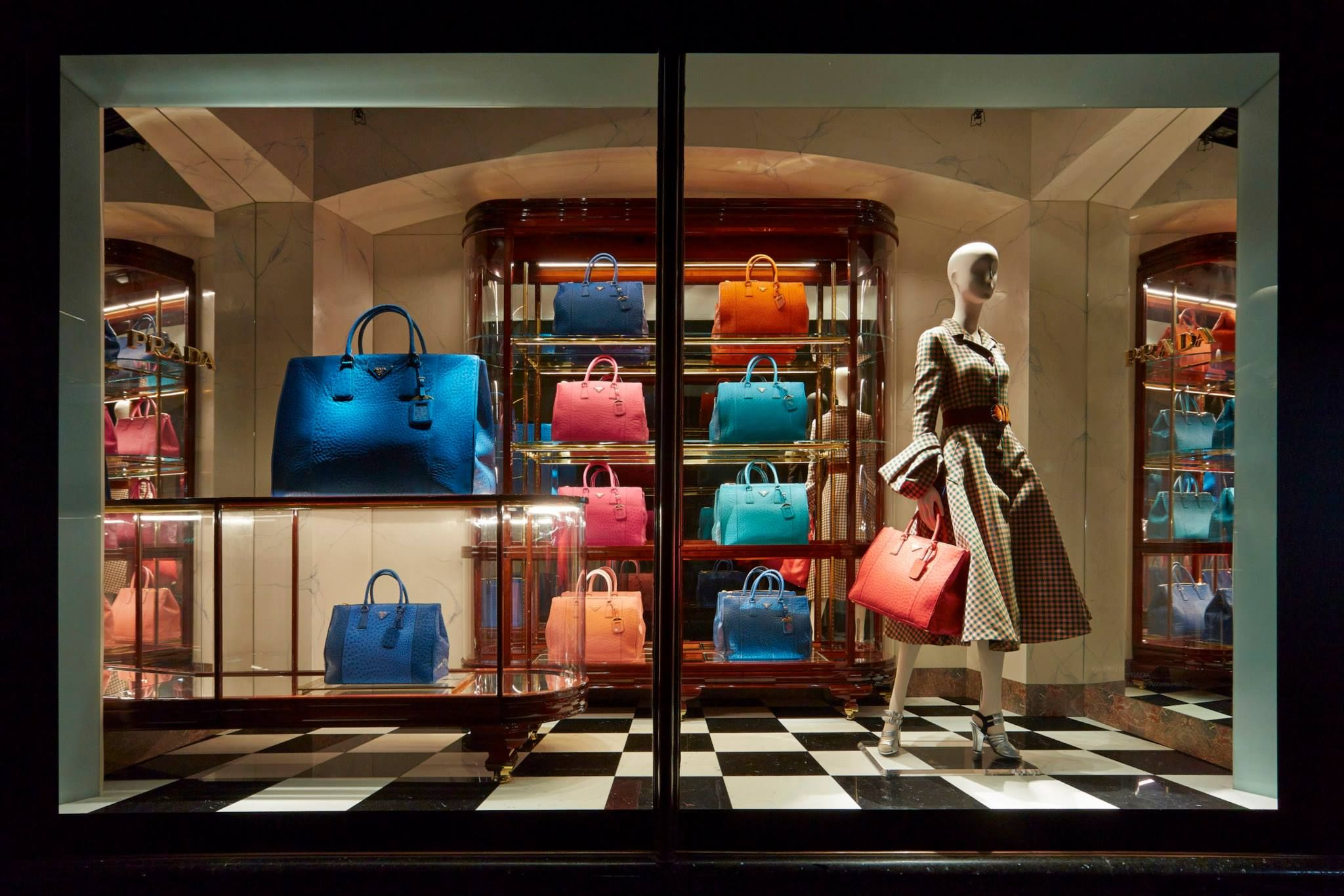 The Handbag Narratives Pop Up At Harrods
