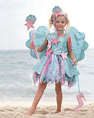 Mermaid Costume- Halloween Costumes for Girls - Under-the-Sea Fairy Costume for Girls  sc 1 st  Pinterest & Mermaid Costume- Halloween Costumes for Girls - Under-the-Sea Fairy ...