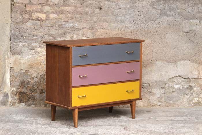 Produits Gentlemen Designers Mobilier Vintage Made In France Commode Vintage Mobilier De Salon Meuble Vintage
