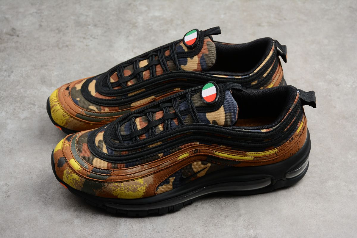 21d011f8839f Men s Nike Air Max 97 Premium QS Country Camo