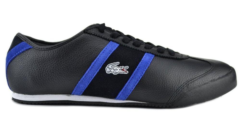 Lacoste Shoes, Tourelle CIW Sneakers Black/Blue US11, UK10, EUR44.5 #Lacoste #FashionSneakers