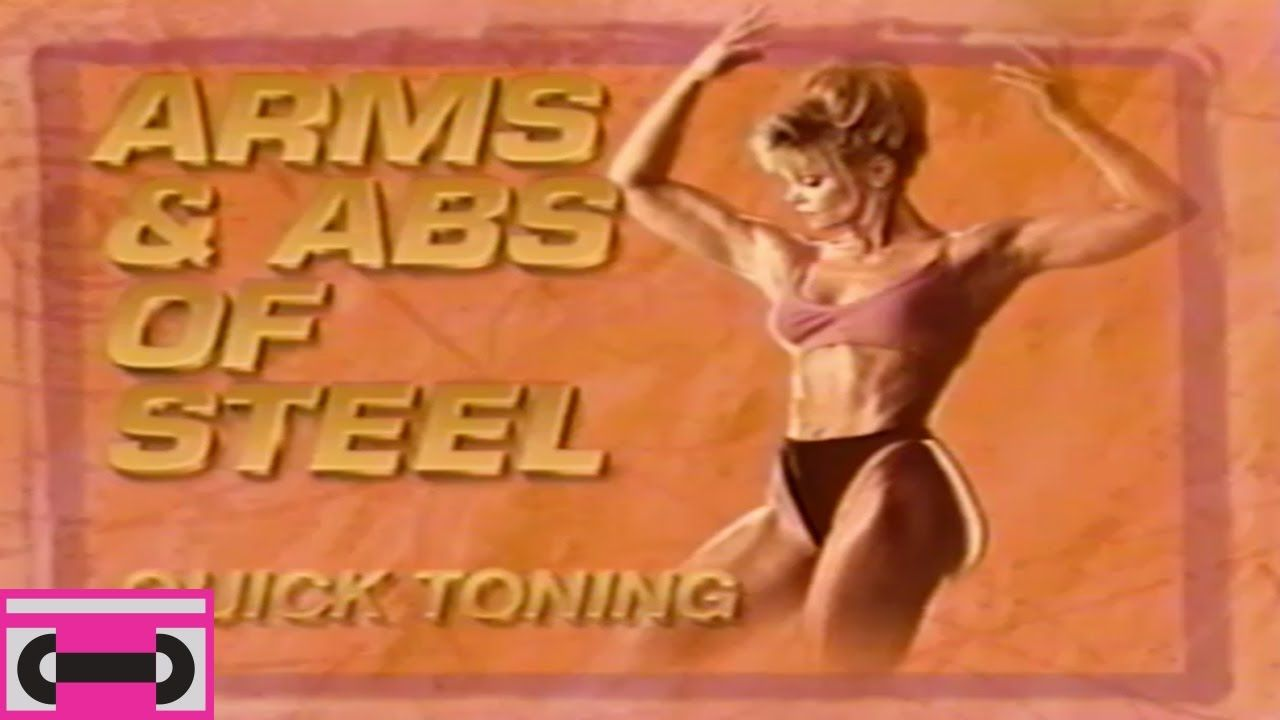 Arms & Abs of Steel: Quick Toning (1994) FULL