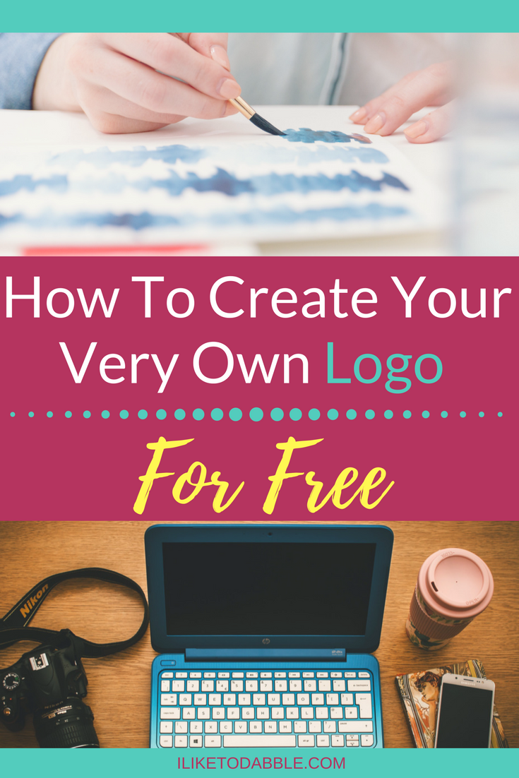 How To Create Your Very Own Logo For Free Blog logo