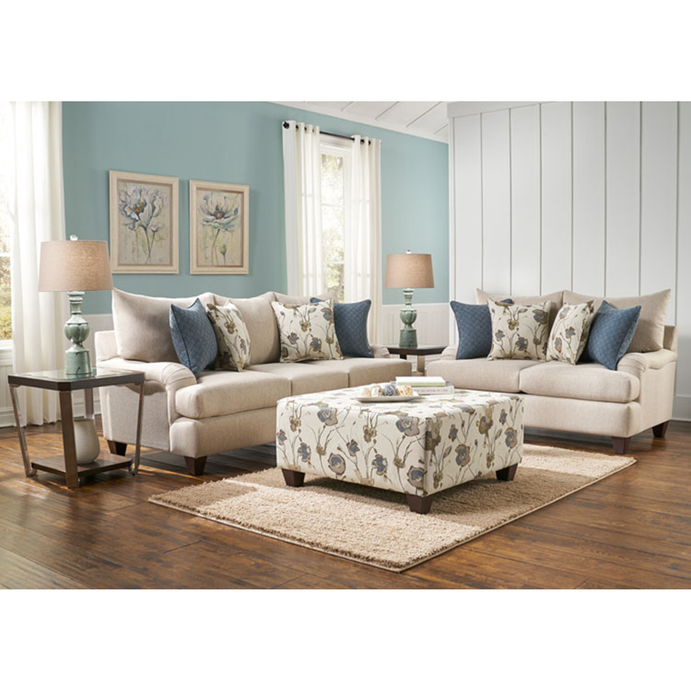 Best Woodhaven Furniture Living Room Sets 7 Piece Vogue Living 400 x 300