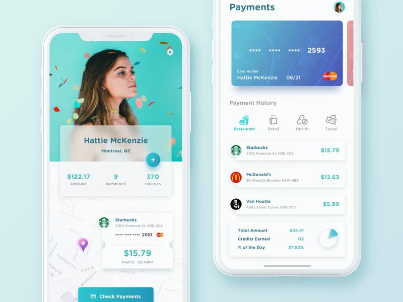 Payments App Ios App Design App Design Mobile App Design