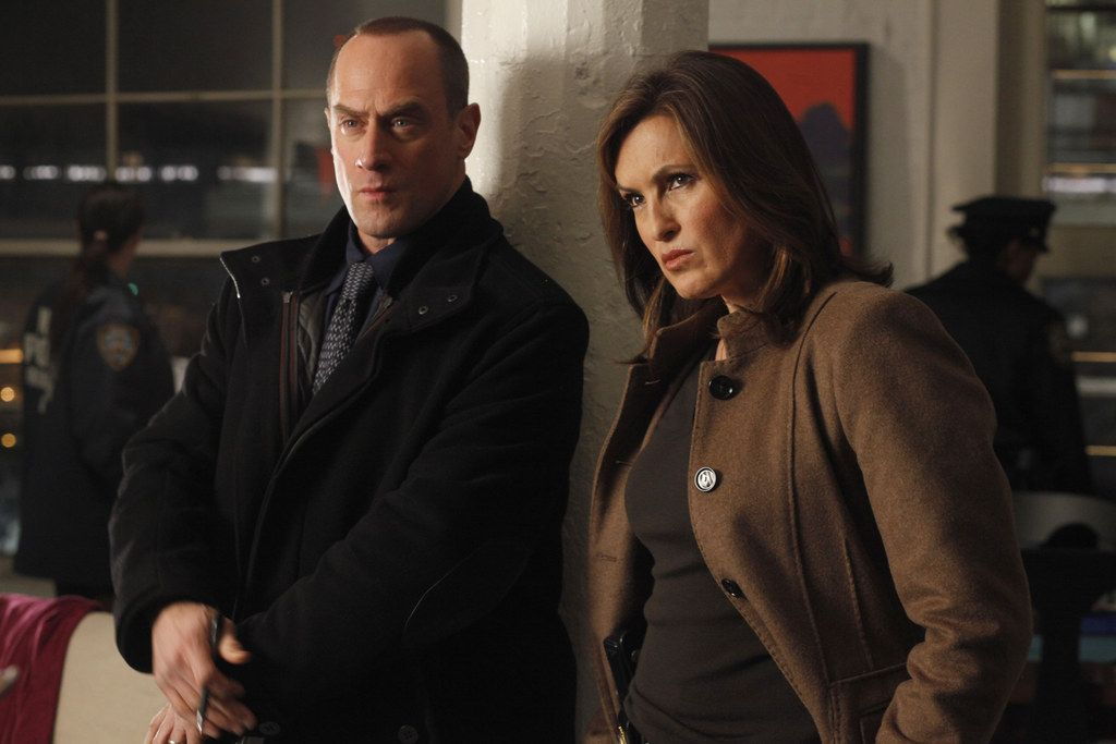 P Is For Partners Law And Order Svu Law And Order Svu