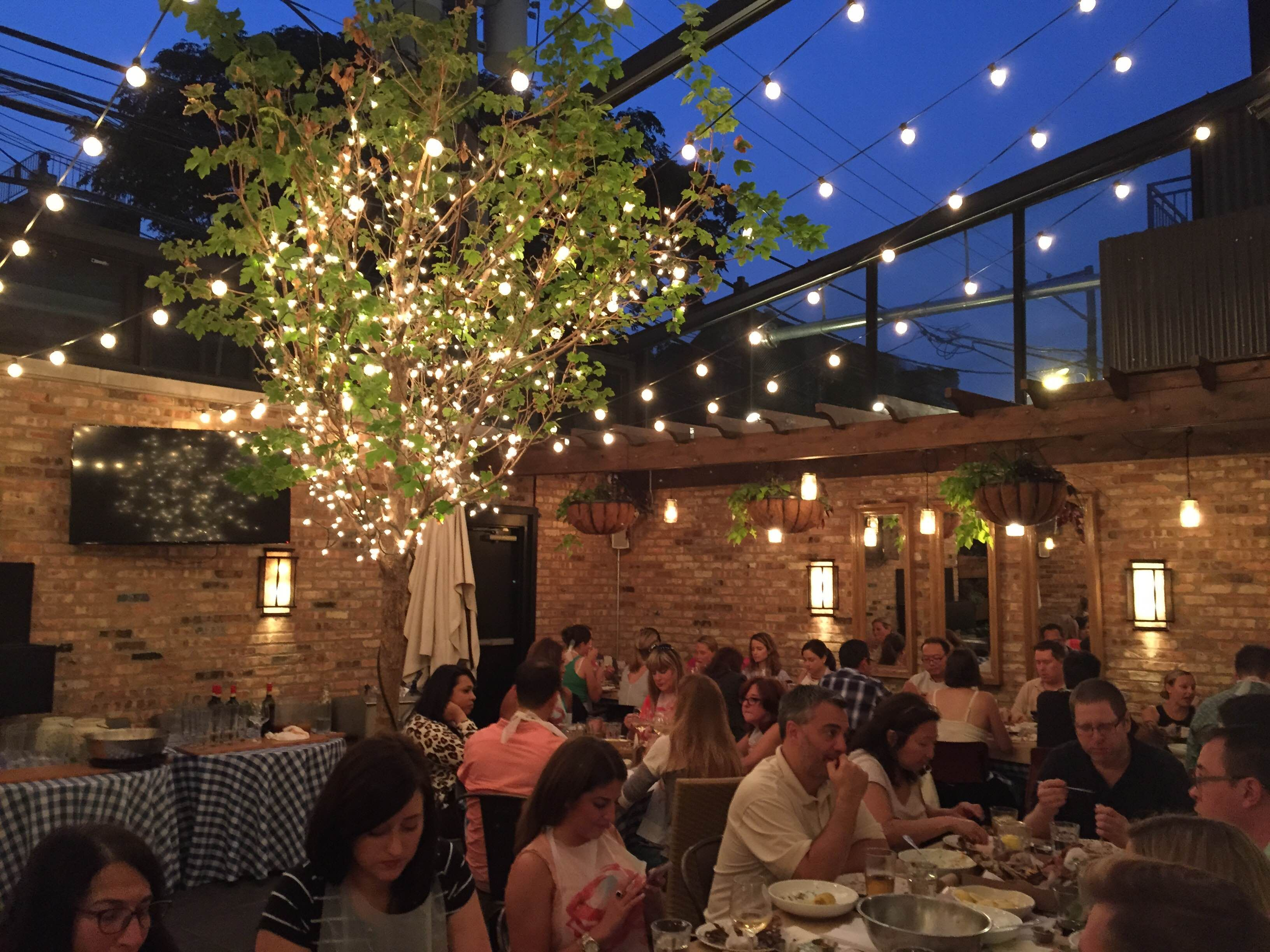 Superior The Best Patios In Chicago   Lake Shore Lady