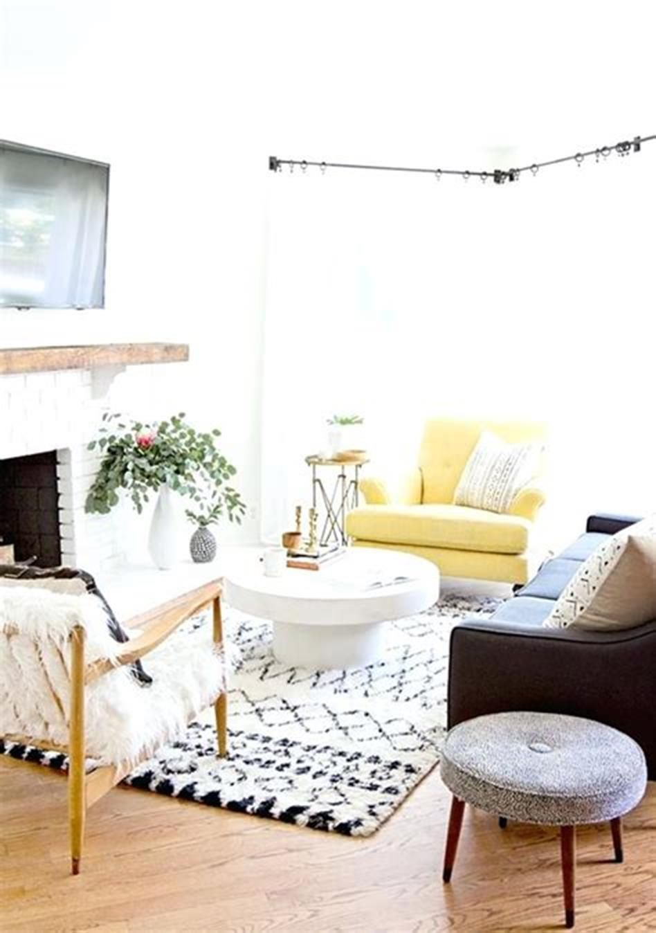 29 Perfect Small Living Room Arrangement Ideas You Will Love 17 Comedecor Living Room Without Sofa Small Living Rooms Small Living Room Chairs