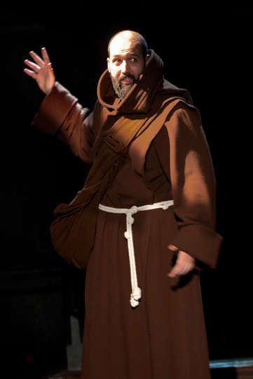 youssef kerkour as sir eglamour in royalshakespearecompany s