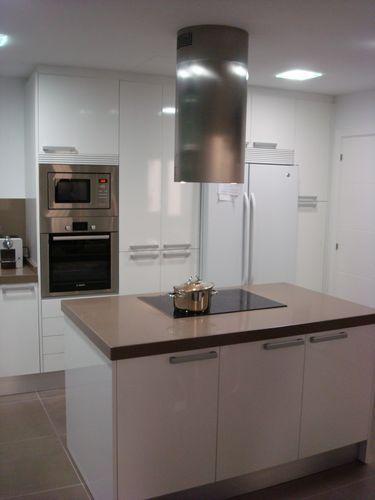 Diseño de #cocinas diseño de cocinas en boadilla del monte mare ...