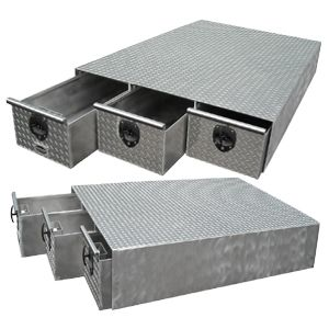 Aluminum Truck Bed Drawer Tool Box Xctb 45 Aluminum Truck Beds Truck Bed Drawers Truck Bed