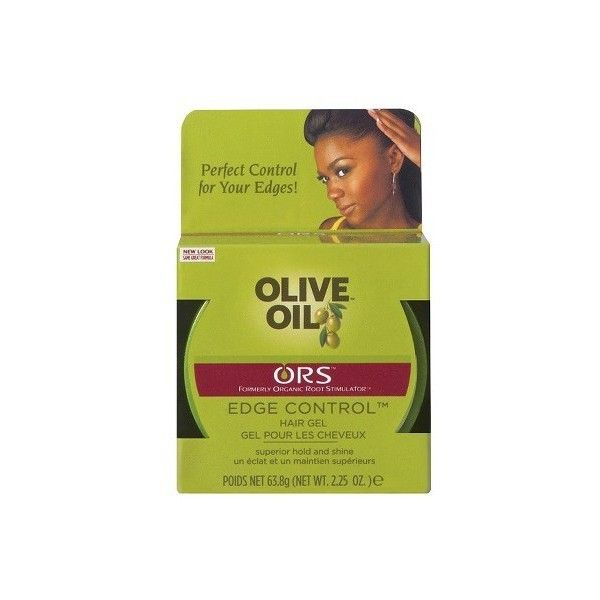 Ors Olive Oil Edge ($4.99) ❤ liked on Polyvore featuring beauty products, haircare, styling products and hair styling products