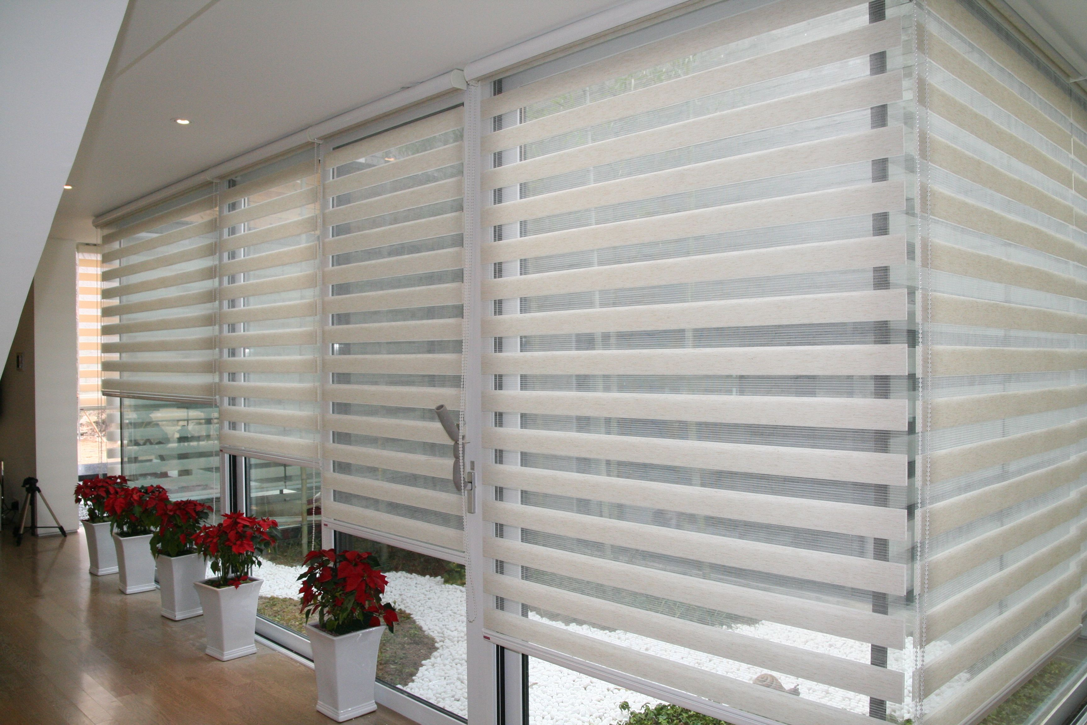 Zebra window coverings  highlites blinds shades shutters by complete window coverings inc