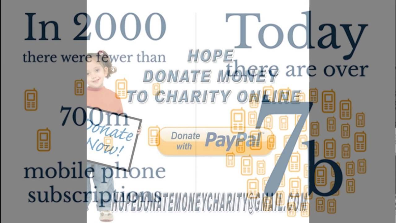 Donate Money To Charity Online Charity, Donate, Donate money