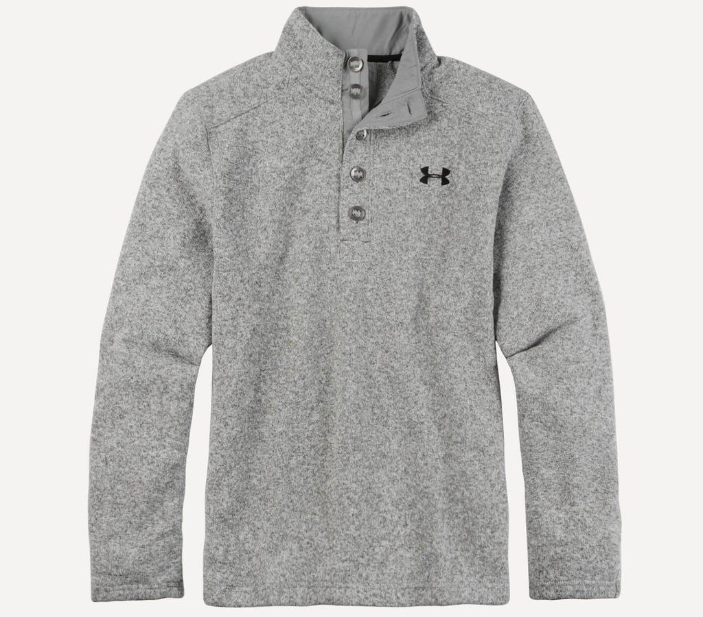 Under Armour Specialist Storm Fleece Sweater Mens Apparel