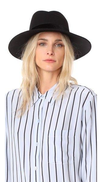 7b2310ce69f44 RAG   BONE Zoe Fedora Hat.  ragbone  hat