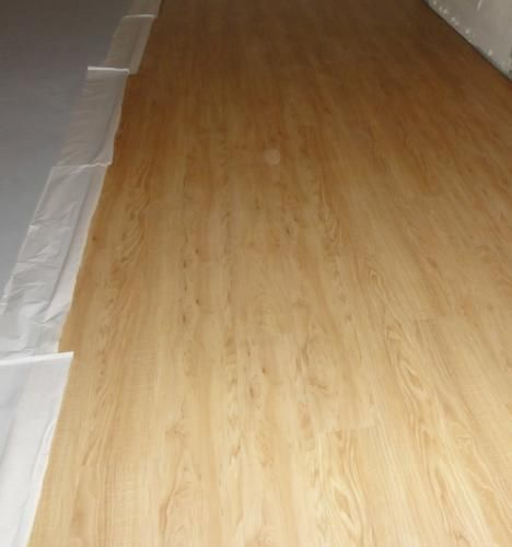 Blonde Maple Allure Vinyl Plank