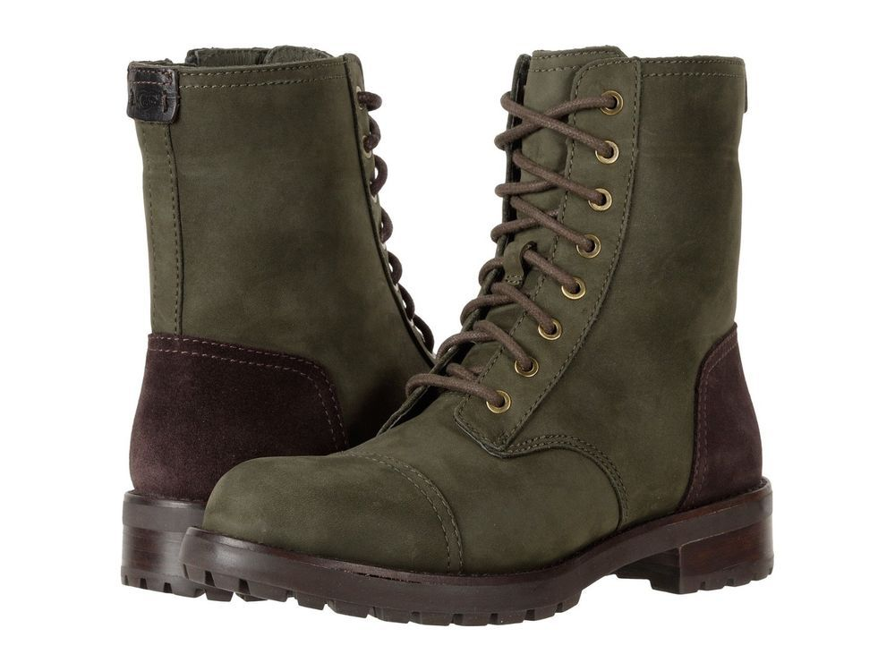8339f40d731 UGG Women's Kilmer Ankle Military Style Winter Boot sz 7.5 | shoes ...