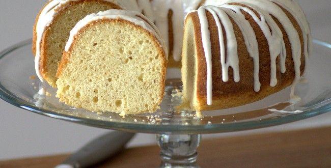Brown Butter Buttermilk Bundt Cake   Baking Bites