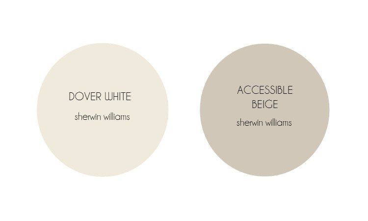 Modern Farmhouse Paint Colors Within The Grove Dover White Farmhouse Paint Colors Farmhouse Paint