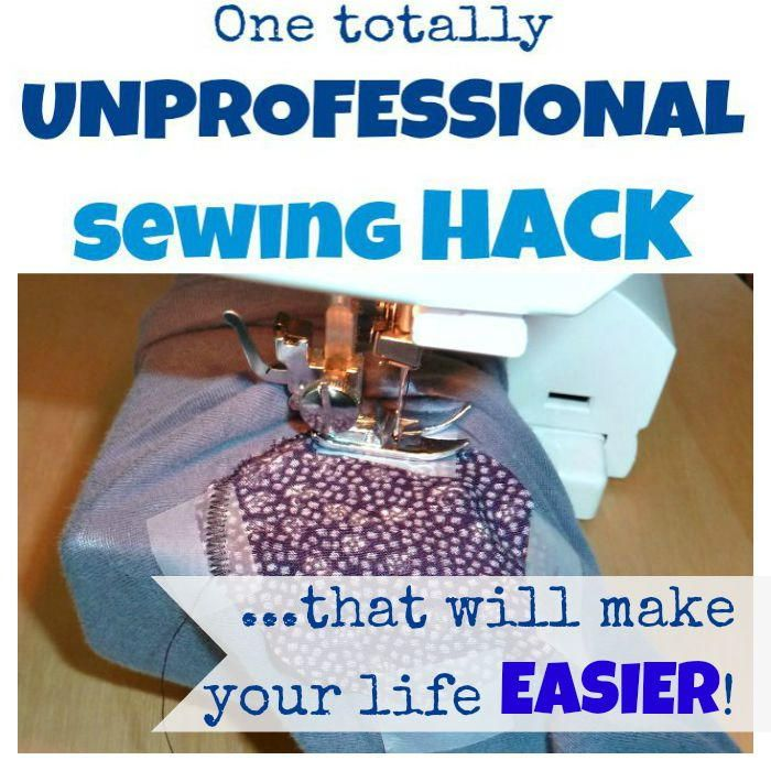 Shocking Jersey Sewing Hack New Sewing Patterns Pinterest Unique How Did The Sewing Machine Make Life Easier